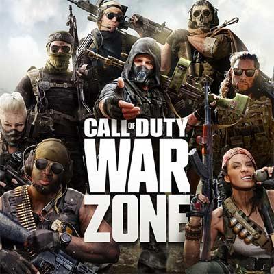 Juego Call of Duty Warzone