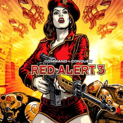 Juego Command and Conquer Red Alert 3