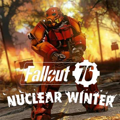Juego Fallout 76: Nuclear Winter