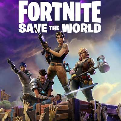 Juego Fortnite: Salvar el Mundo