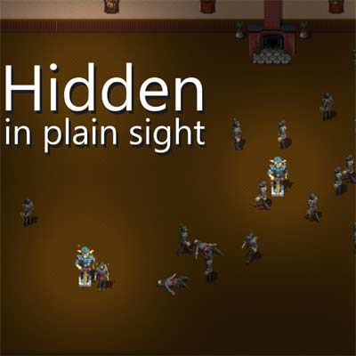 Juego Hidden in Plain Sight