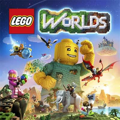 Juego Lego Worlds