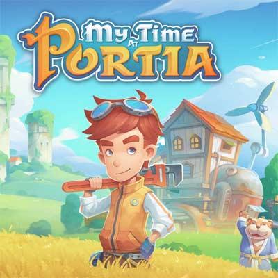 Juego My time at Portia