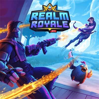 Juego Realm Royale