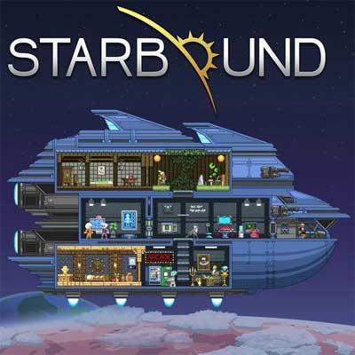 Juego Starbound