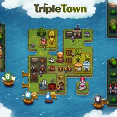 Juego Triple Town