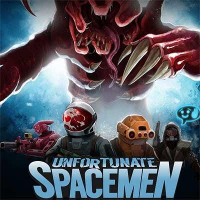 Juego Unfortunate Spacemen