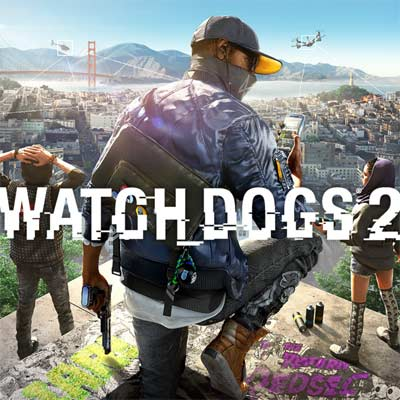 Juego Watch Dogs 2