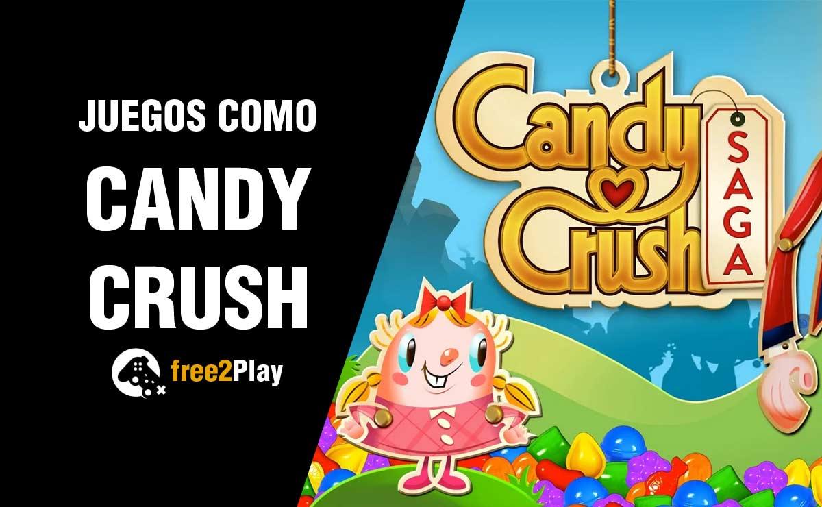 Mejores Juegos Como Candy Crush