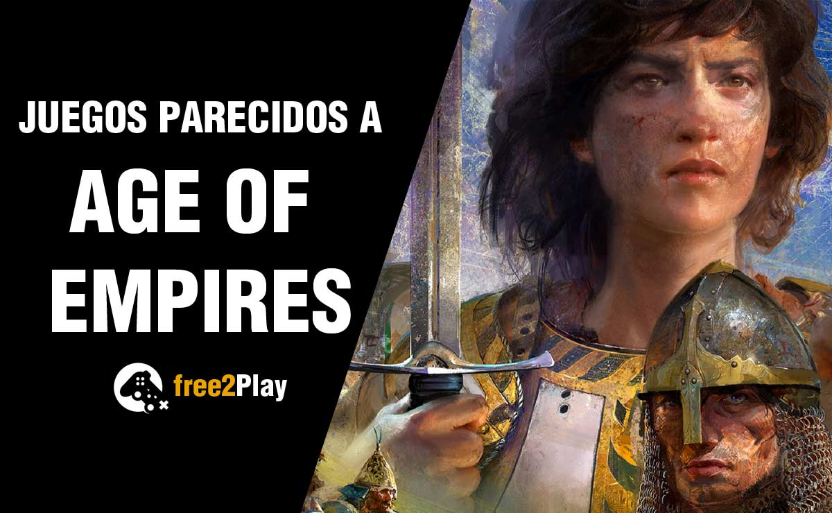 Mejores Juegos Parecidos a Age of Empires