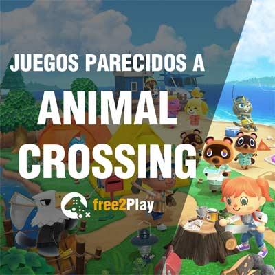 Juegos similares a Animal Crossing