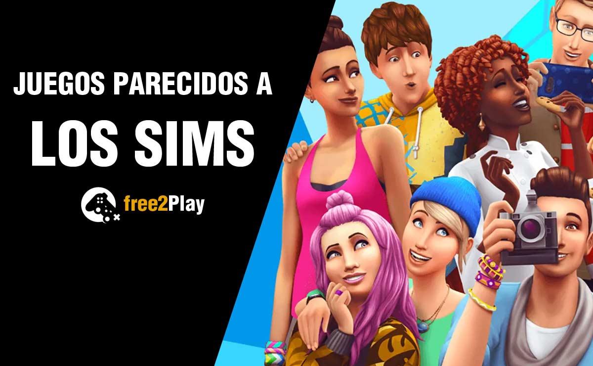 Mejores Juegos Parecidos a Los Sims