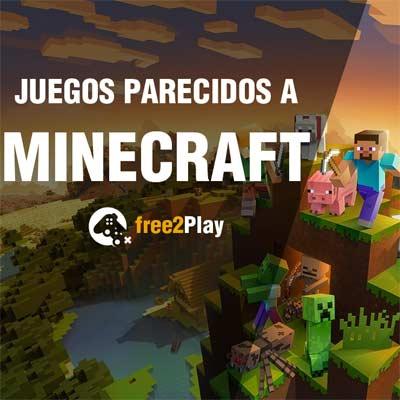 Videojuegos que son la mejor alternativa a Minecraft